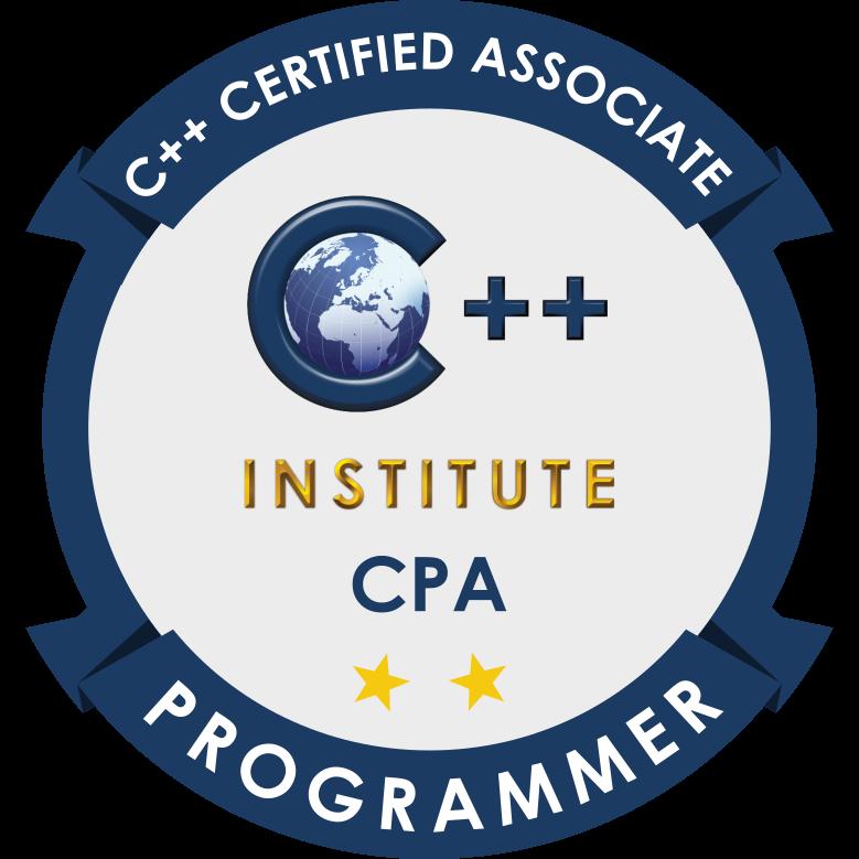 C++ Certified Associate Programmer