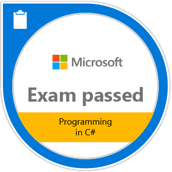 programming c# certification
