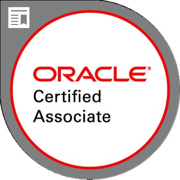 oracle java associate certification